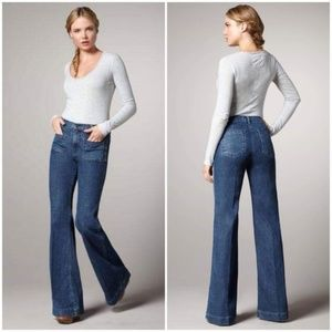 "J BRAND ""Mystery"" Bette High Rise Wonderama Jeans"